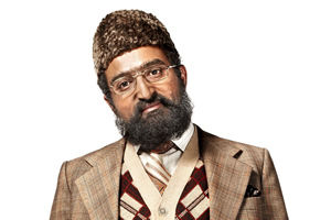 Citizen Khan. Mr Khan (Adil Ray). Copyright: BBC.