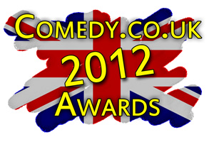 The Comedy.co.uk Awards 2012