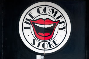 The Comedy Store.