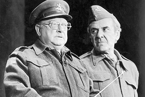 Dad's Army: The Lost Episodes cast