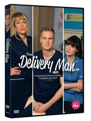 The Delivery Man. Image shows from L to R: Caitlin (Fay Ripley), Matthew (Darren Boyd), Lisa (Aisling Bea). Copyright: Monicker Pictures.