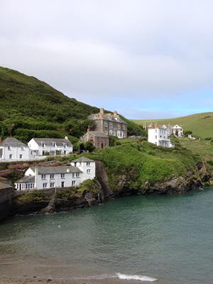 Port Isaac. Copyright: Buffalo Pictures / Homerun Productions.
