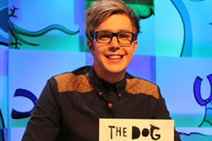 The Dog Ate My Homework. Iain Stirling. Copyright: BBC.