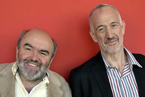 Andy Hamilton and Guy Jenkin