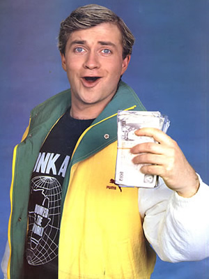 Loadsamoney. Harry Enfield.
