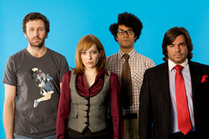 The IT Crowd USA again