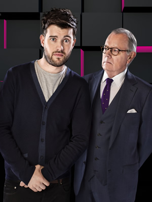 Jack Whitehall's Backchat to return - News - British Comedy Guide