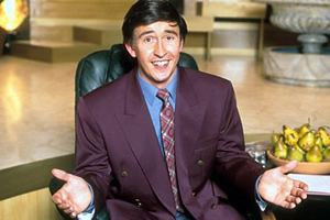 Knowing Me, Knowing You... With Alan Partridge. Alan Partridge (Steve Coogan). Copyright: TalkbackThames.