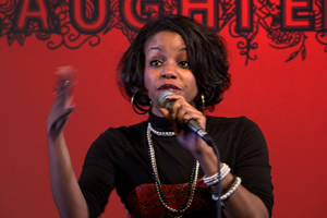 Laughter Shock. London Hughes. Copyright: Brown Eyed Boy.