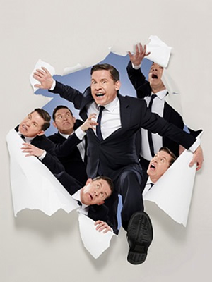 Monsters. Lee Evans.