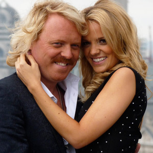 laura aikman and leigh francis relationship test