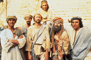 Monty Python's Life Of Brian. Copyright: Hand Made Films.