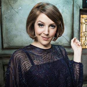 Live At The Electric. Chastity Butterworth (Gemma Whelan). Copyright: Avalon Television.