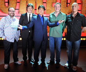Michael Mcintyre S Comedy Roadshow Series 2 Episode 3 Blackpool British Comedy Guide