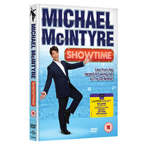 Michael McIntyre - Showtime!.