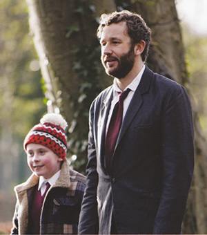 Moone Boy. Image shows from L to R: Martin (David Rawle), Sean Murphy (Chris O'Dowd). Copyright: Baby Cow Productions / Sprout Pictures.