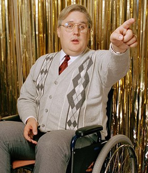 Phoenix Nights. Brian Potter (Peter Kay). Copyright: Goodnight Vienna Productions / Ovation Entertainments.
