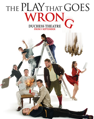 The Play That Goes Wrong!.