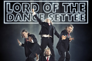 Richard Herring: Lord of the Dance Settee