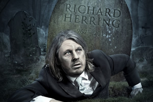 Richard Herring - We're All Going To Die!. Richard Herring.