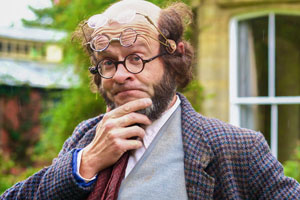 Professor Branestawm. Professor Branestawm (Harry Hill). Copyright: BBC.
