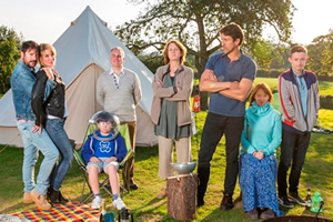 Julia Davis comedy Camping to be remade in USA