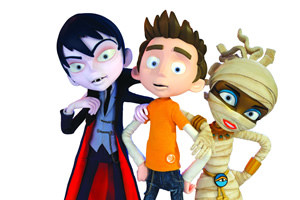 Animated kids' comedy Scream Street gets Series 2