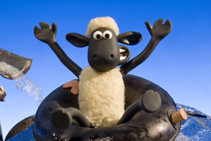 Shaun The Sheep. Copyright: Aardman Animations / BBC.