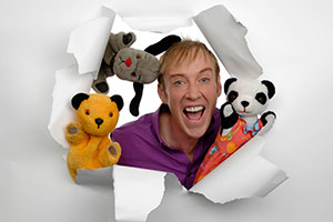 Sooty. Richard (Richard Cadell). Copyright: Tivoli Media.