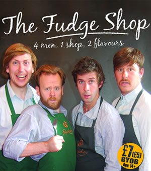 The Fudge Shop.