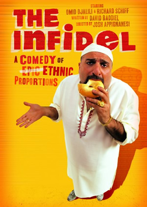 The Infidel. Mahmud Nasir (Omid Djalili). Copyright: Met Film / Slingshot Productions.