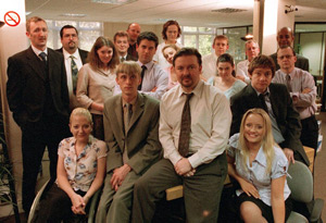 The Office. Copyright: BBC.
