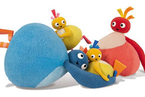 Twirlywoos. Copyright: Ragdoll Productions / DHX Media.