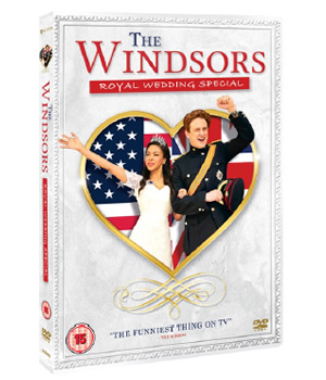 The Windsors. Copyright: Noho Film and TV.