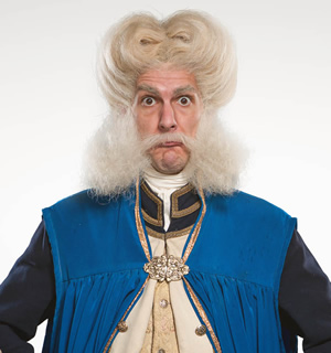 Yonderland. Mathew Baynton. Image credit: Working Title Films.