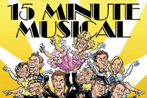 15 Minute Musical. Copyright: BBC.