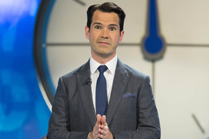 8 Out Of 10 Cats Does Countdown. Jimmy Carr. Copyright: ITV Studios / Zeppotron.