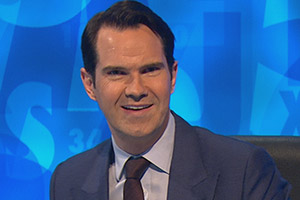 8 Out Of 10 Cats Does Countdown. Jimmy Carr.