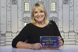 A Right Royal Quiz. Fern Britton.