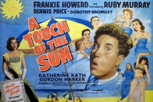 A Touch Of The Sun. Bill Darling (Frankie Howerd).