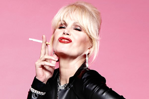 Absolutely Fabulous. Patsy (Joanna Lumley).