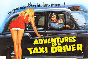 Adventures Of A Taxi Driver. Copyright: Salon Productions.