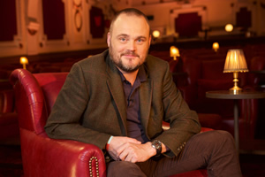 Al Murray's Great British Pub Quiz. Al Murray. Copyright: Avalon Television.