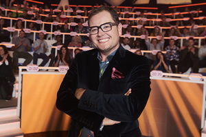 I Don't Like Mondays. Alan Carr. Copyright: Channel 4 Television Corporation.