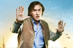 Alan Partridge: Alpha Papa. Alan Partridge (Steve Coogan). Copyright: Baby Cow Productions.