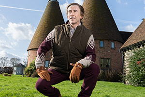 From The Oasthouse - The Alan Partridge Podcast. Steve Coogan.