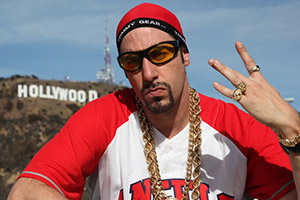 Ali G In Da USAiii. Sacha Baron Cohen. Copyright: Talkback Productions.