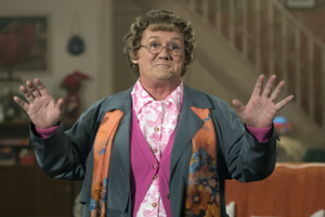 All Round To Mrs. Brown's. Mrs Brown (Brendan O'Carroll).