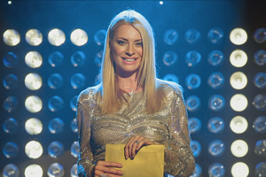 Almost Never. Tess Daly. Copyright: Saltbeef TV.