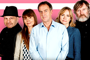 Radio 4's Alone cast discuss Series 3